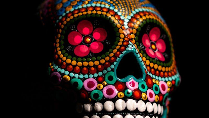Dia de muertos – der Tag der Toten