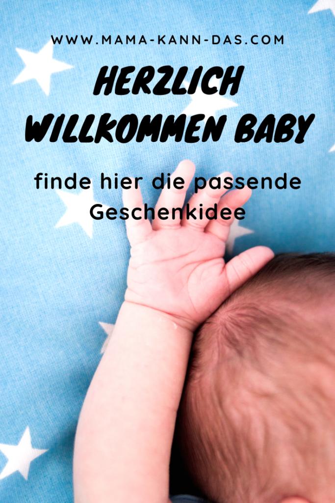 Finde das passende Geschenk fürs Baby