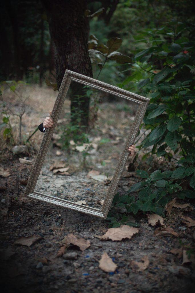 Dein Kind ist dein Spiegel. Schaue genau hin und nimm es ernst.