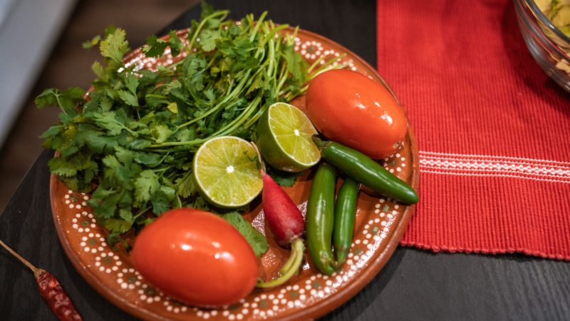 Pico de Gallo – mexikanische Sauce leicht gemacht