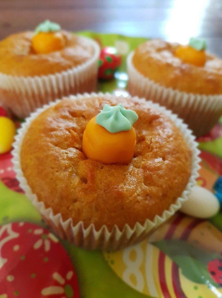 Kennst du schon die leckeren Rüebli-Muffins von Kids am Tisch?