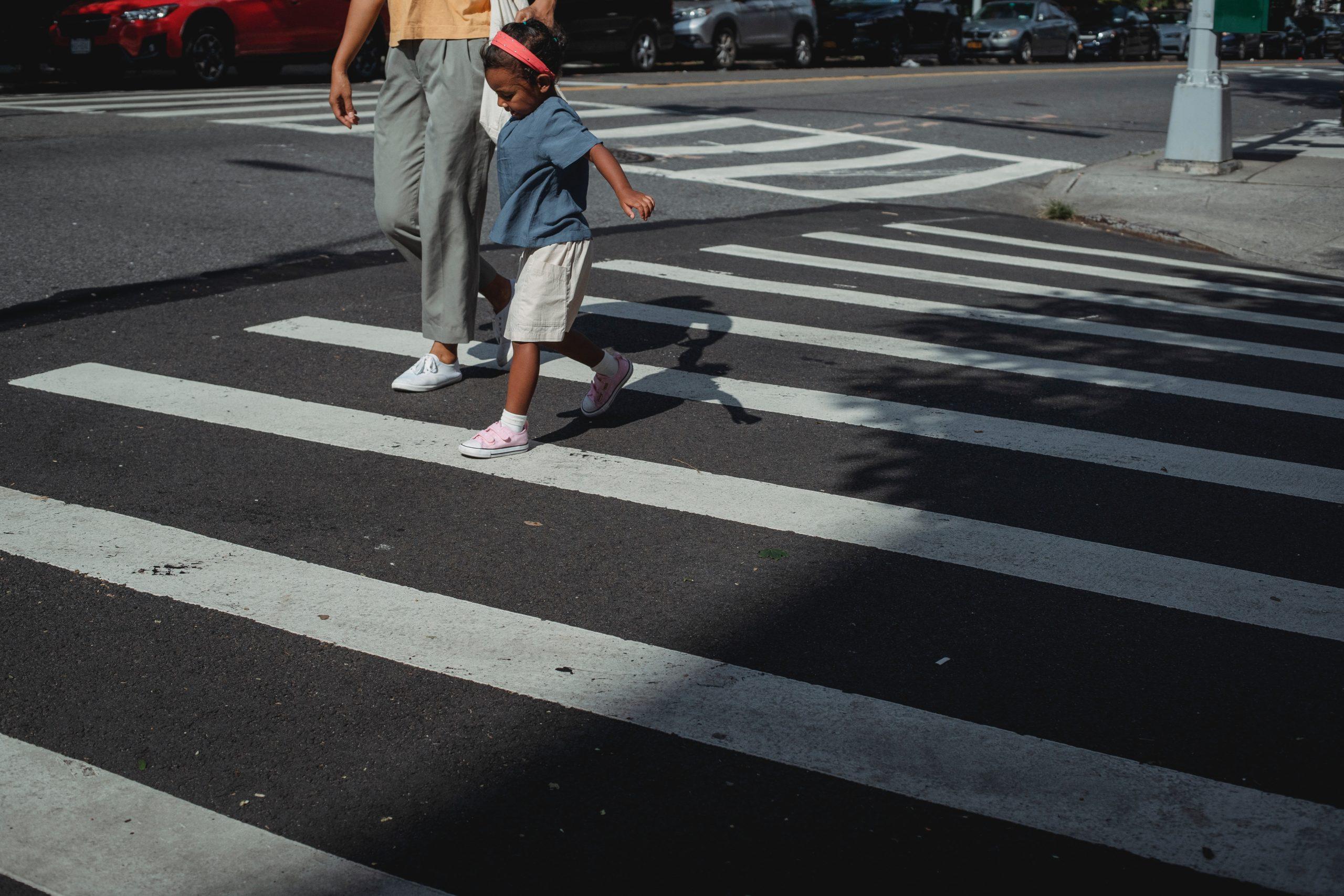 Rad steht – Kind geht – eigentlich ganz einfach, oder?